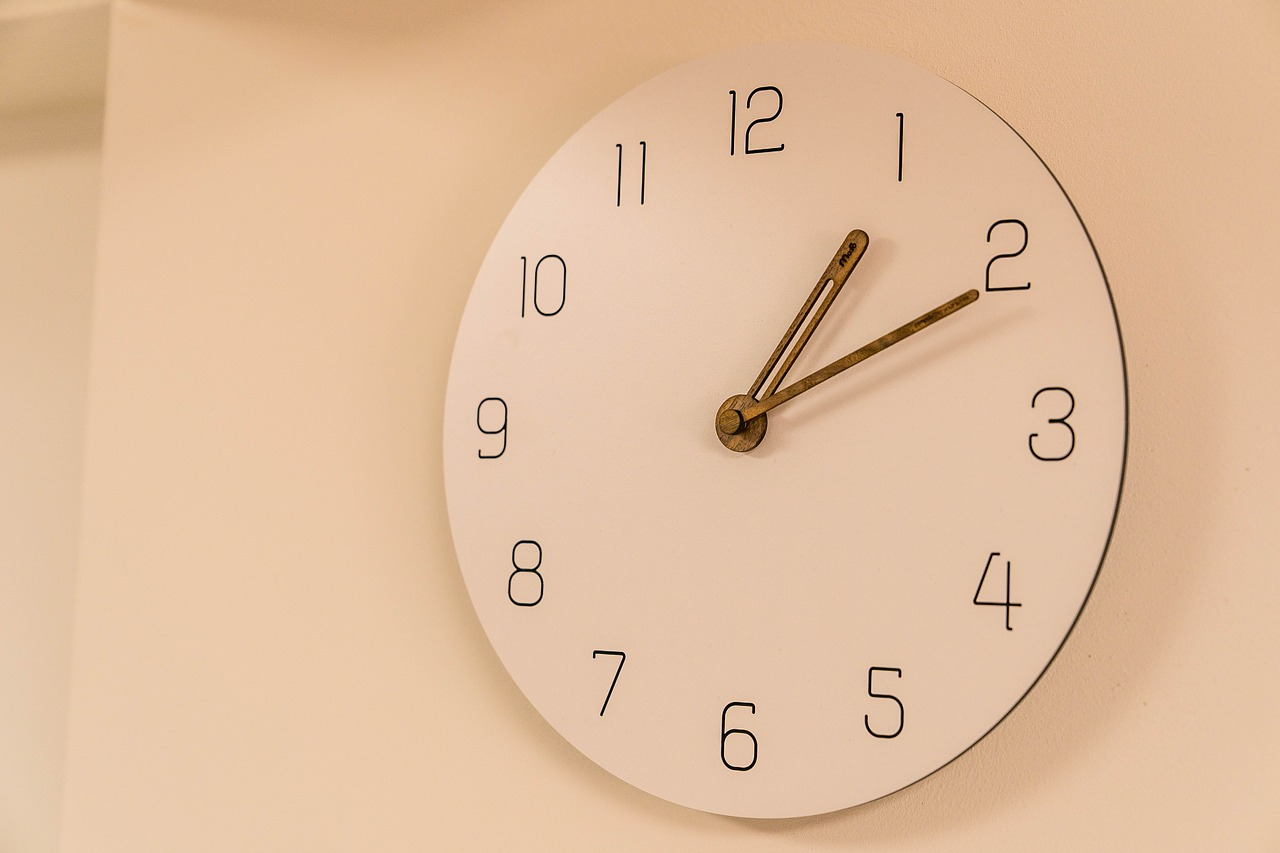 時計 教え方