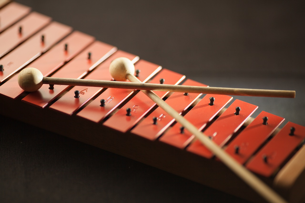 木琴 鉄琴 練習方法