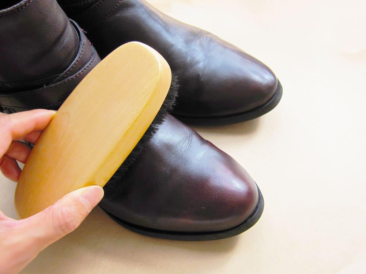 ブーツ 丸洗い