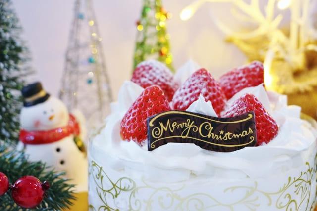 恋あた 第3弾 クリスマスケーキ